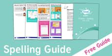 PlanIt Spelling User Guide