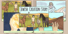 Jewish Creation Story