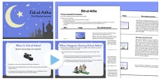 Eid al-Adha Assembly PowerPoint and Script Pack