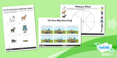 PlanIt - D&T KS1 - Moving Pictures: Traditional Tales Unit Home Learning Tasks