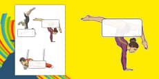 The Olympics Artistic Gymnastics Self Registration