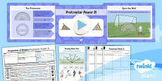 PlanIt Y5 Properties of Shapes Lesson Pack Draw and Measure Angles (2)