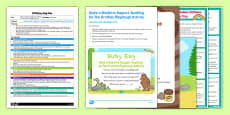 Make A Model To Support Teaching On The Gruffalo EYFS Busy Bag Plan and Resource Pack