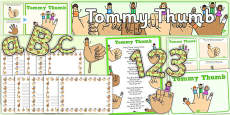 Tommy Thumb Resource Pack