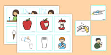 3 Step Sequencing Cards