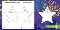 Steaua dorințelor pentru noul an
