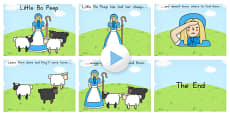 Little Bo Peep PowerPoint (Australia)