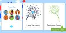 Fireworks Emergent Reader eBook