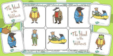 The Wind in the Willows Matching Mat SEN