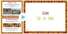 Eid Al-Adha PowerPoint KS2