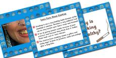Anti-Smoking Information PowerPoint