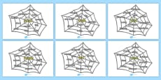 Synonyms (on Spiderwebs)