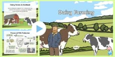 Dairy Farming PowerPoint