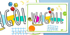 WAGOLL Display Poster