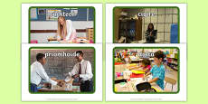 Irish Occupations The School Display Photos Gaeilge