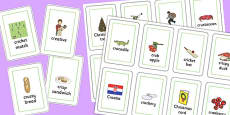 Three Syllable CR Playing Cards