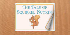 The Tale of Squirrel Nutkin eBook (Beatrix Potter)