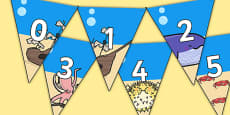 Under the Sea 0-31 Bunting