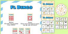 FL Spinner Bingo