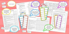 2014 Curriculum Year 1 English Assessment Resource Pack