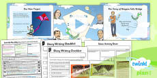 PlanIt - D&T LKS2 - Let's Go Fly a Kite Lesson 1: Key Events and Individuals Lesson Pack