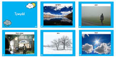 Weather Display Photos PowerPoint
