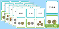 New Zealand up to $5 Matching Cards
