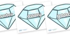 Next 200 Common Words on Diamonds