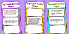 2014 Curriculum UKS2 Years 5 and 6 Reading Assessment Bookmarks and Cut Outs