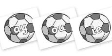 Phase 5 Phonemes on Footballs