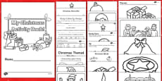 Christmas Activity Photocopy Pack
