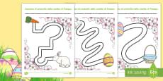 * NEW * Esercizio di Controllo della Matita di Pasqua Attività