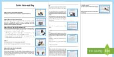 Safer Internet Day Assembly Script