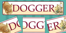 Display Banner to Support Teaching on Dogger