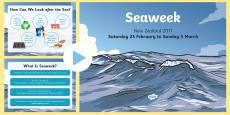 Seaweek 2017 PowerPoint