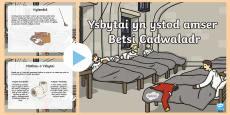 Pŵerbwynt Ysbytai yn Ystod Amser Betsi Cadwaladr