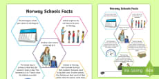 Norway Schools Fact File