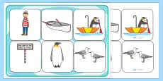 Matching Mat SEN to Support Teaching on Lost and Found