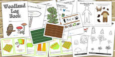 Forest and Woodland Activity Pack