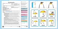EYFS The Penguin on the Boat Adult Input Plan and Resource Pack to Support Teaching on Lost and Found