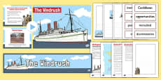 The Windrush Resource Pack