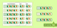 Ireland Wristband