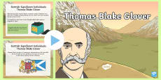 * NEW * Thomas Blake Glover PowerPoint
