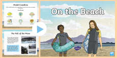 * NEW * On the Beach PowerPoint