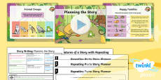 PlanIt Y1 Animals: to Support Teaching on Dear Zoo Lesson Pack Story Writing (1)