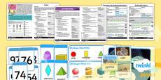 PlanIt EAL Intervention Basic Skills Maths Pack