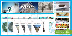Winter Display Pack