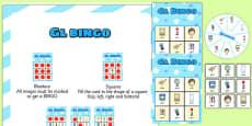 GL Spinner Bingo