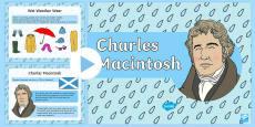 * NEW * Charles Macintosh Information PowerPoint English