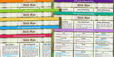 Lesson Plan and Enhancement Ideas to Support Teaching on Stick Man